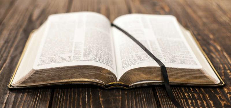 Библия за год №2 в хронологическом порядке